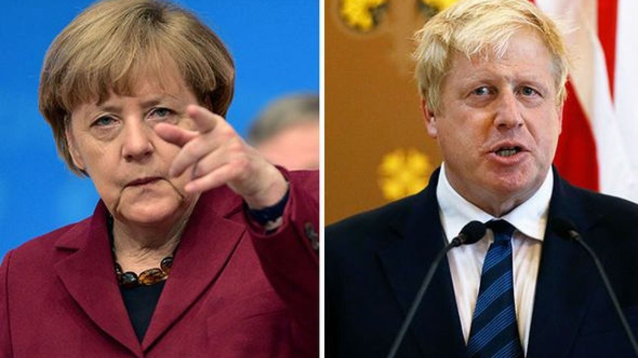 Angela-Merkel-Boris-Johnson